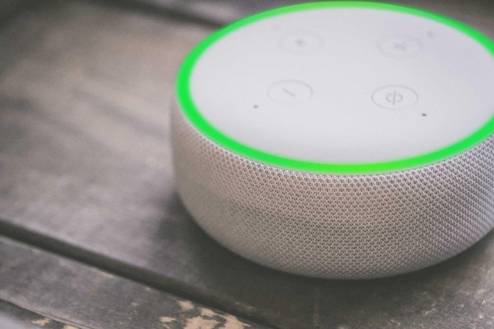 Alexa blinkt grün – das steckt dahinter